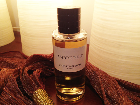 "Photo of عطر ""AMBRE NUIT"" من كريستيان ديور عطّر لي حياتي"