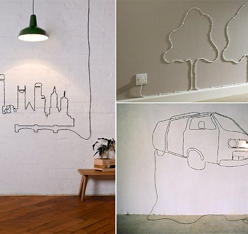 Cables-Wall-Art