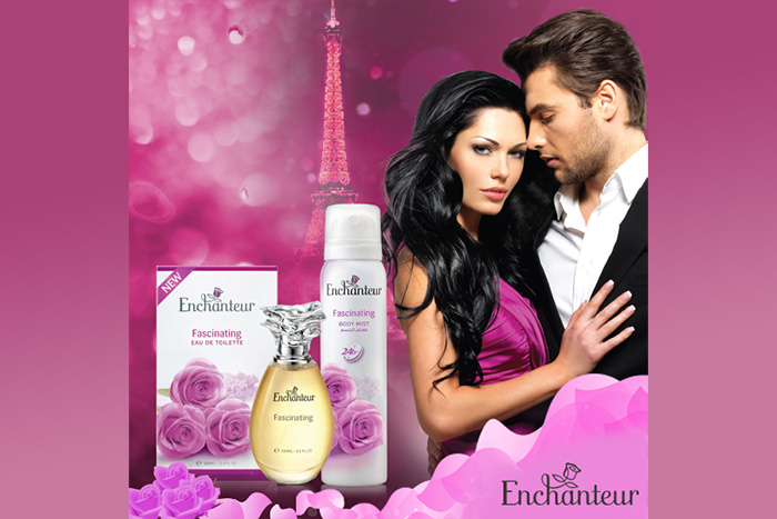 Photo of حياة رائعة مع عطر Enchanteur Fascinating