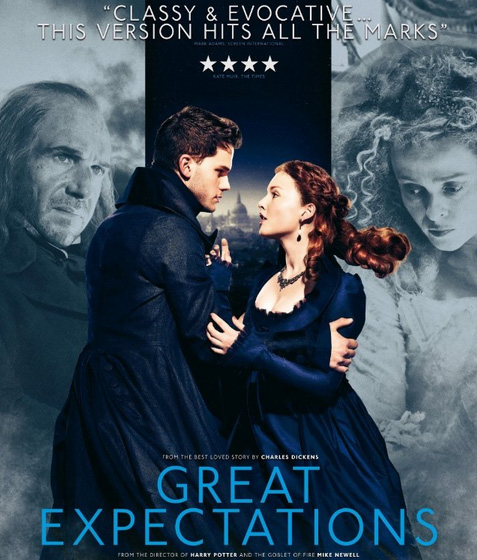"Photo of فيلم ""غريت ايسبيكتيشينز – Great Expectations"" الآمال العظيمة .. لـ تشارلز ديكينز"