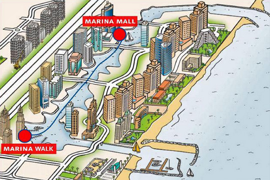 dubai_marina_water_bus_map